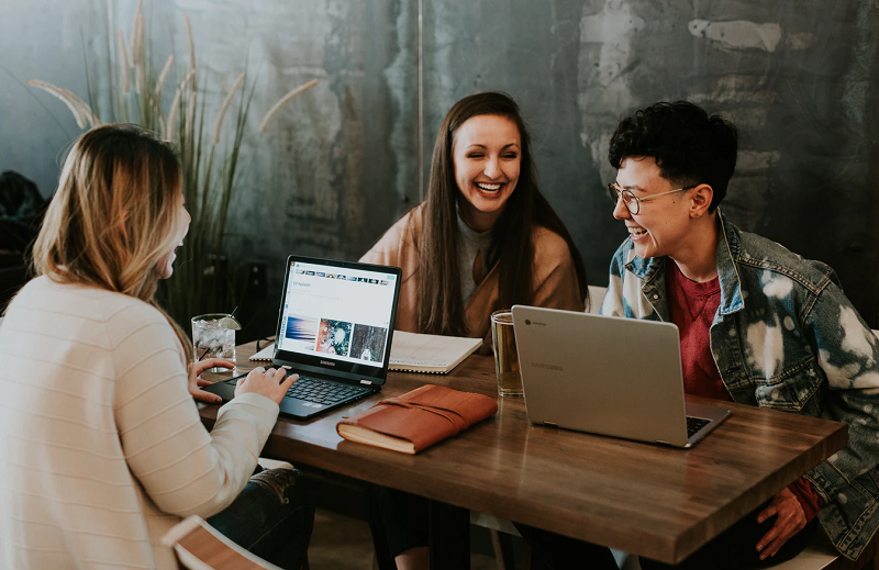 Collaboration in Coworking Spaces
